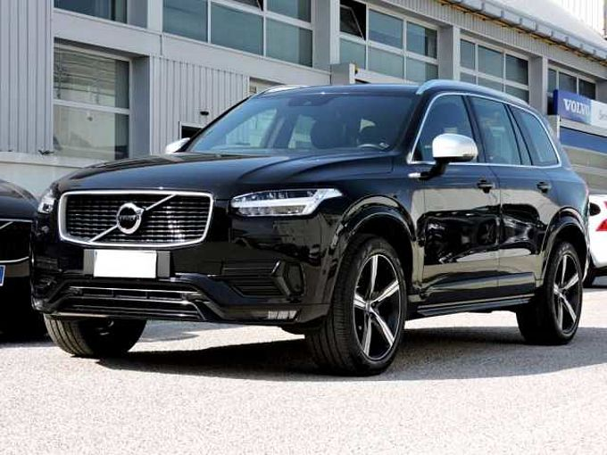 Volvo All-New XC90 VOLVO XC90 D5 AWD R-DESIGN AUTOMATICA